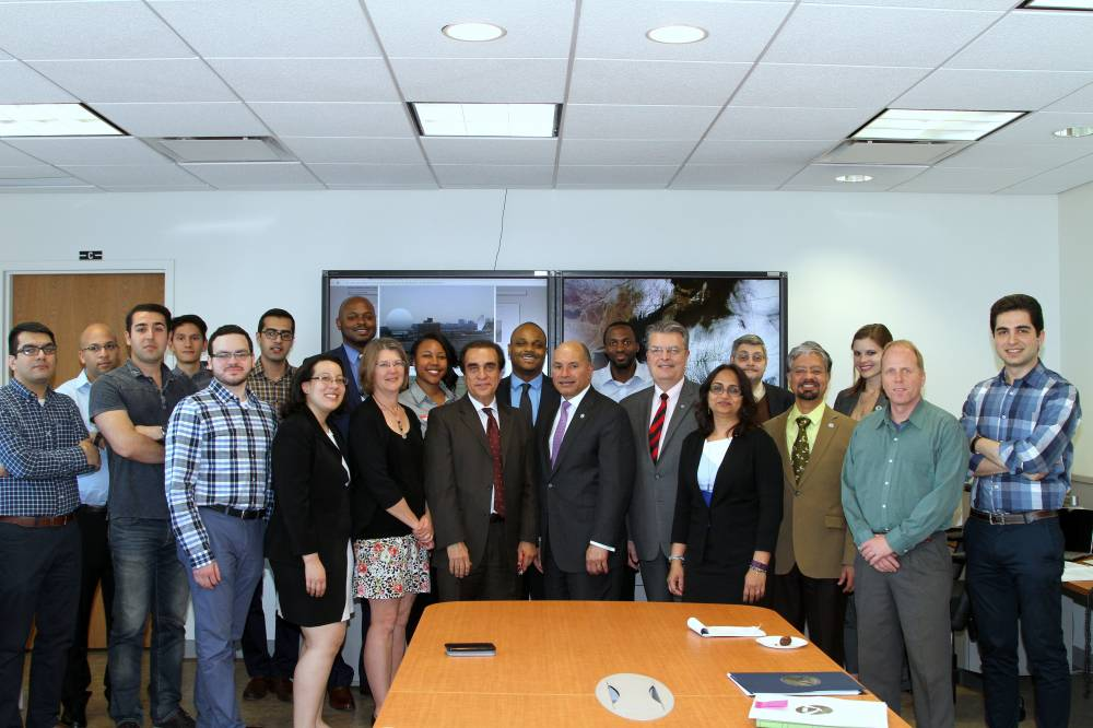 NOAA Deputy Administrator, VADM Brown Inspires the Next Generation STEM Professionals
