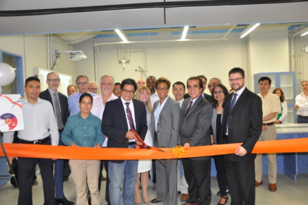 Opening of the Continuos Innovation Learning Environments (CILES) Labs