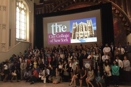 2016 CUNY Summer STEM Research Symposium