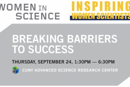CUNY Women in Science 2015: Breaking Barriers to Success