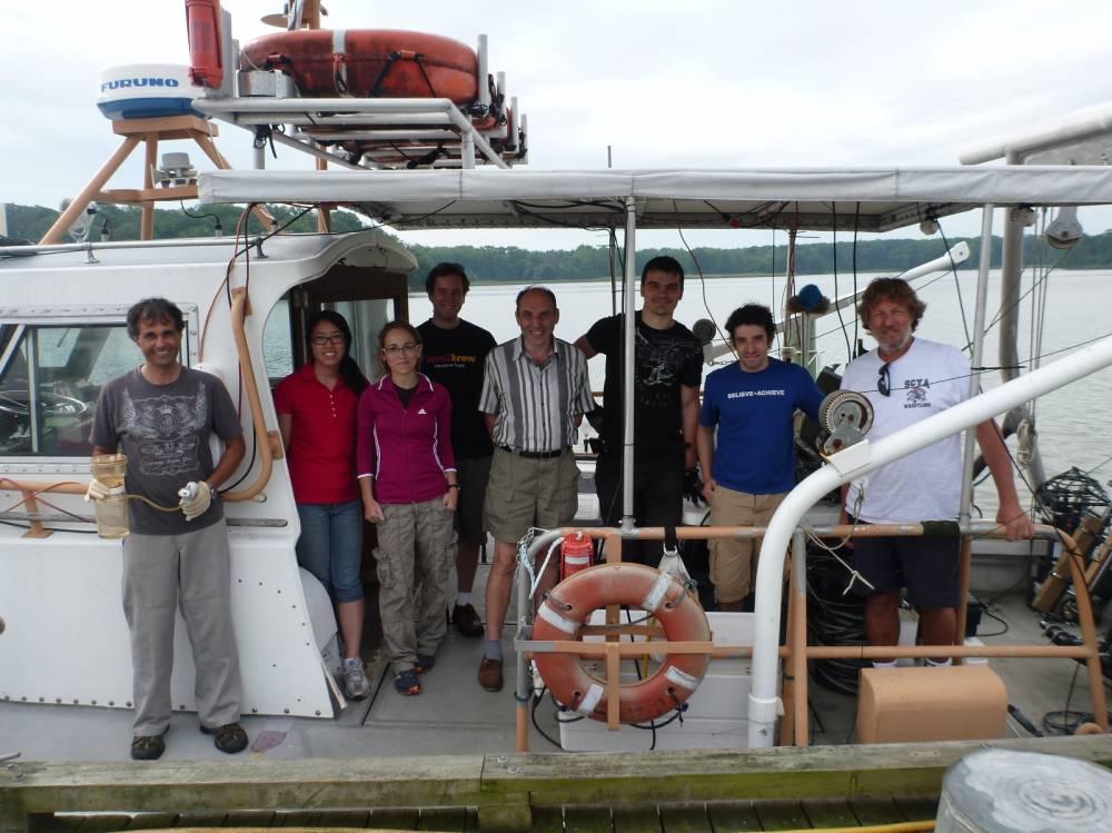 CREST Faculty Alex Gilerson participates in NASA Ocean project