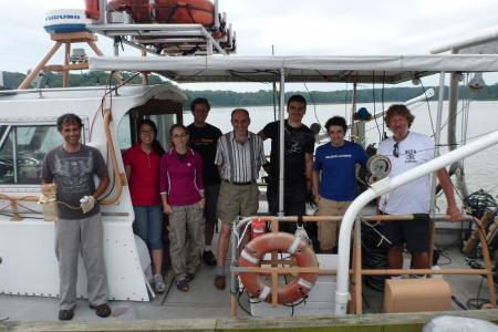 CREST Faculty Alex Gilerson participates in NASA Ocean project